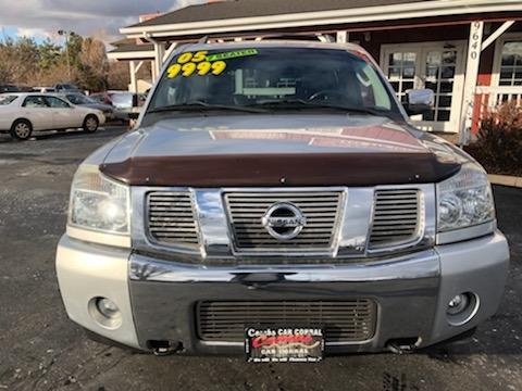 Nissan Armada 2005 price $9,999