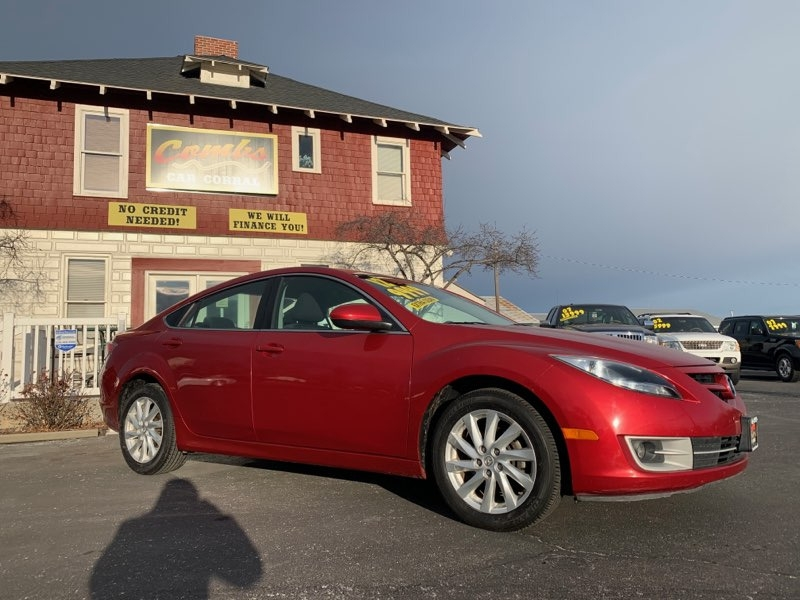 Mazda Mazda6 2012 price $8,999