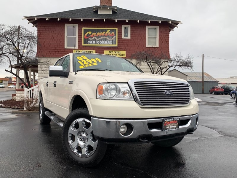 Ford F-150 2008 price $12,999