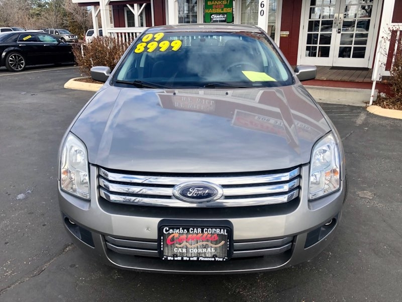 Ford Fusion 2009 price $8,999