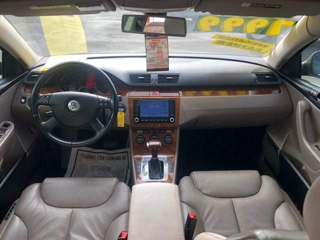 Volkswagen Passat Sedan 2006 price $7,999