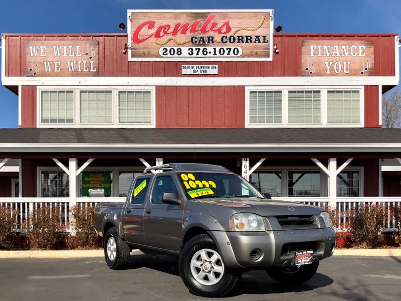 Nissan Frontier 4WD 2004 price $10,999