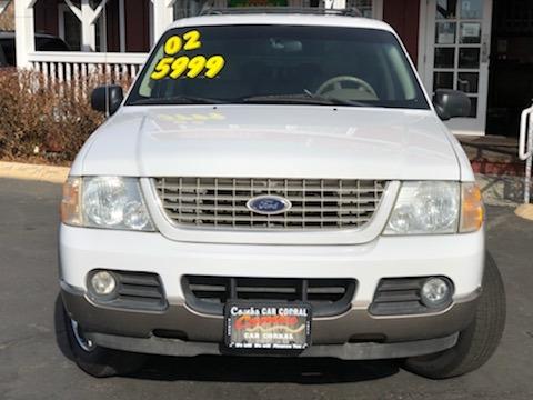 Ford Explorer 2002 price $5,999