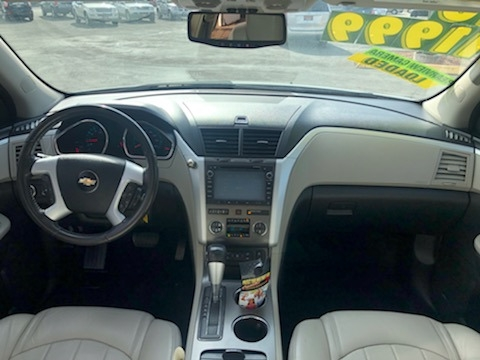 Chevrolet Traverse 2010 price $11,999