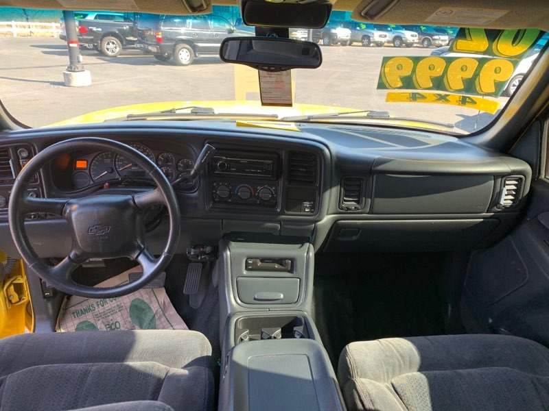 Chevrolet Silverado 1500 2002 price $9,999