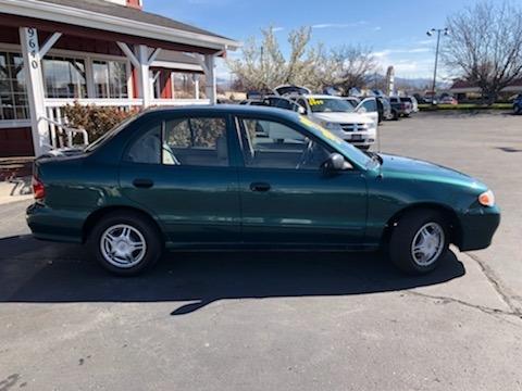 Hyundai Accent 1999 price $3,499