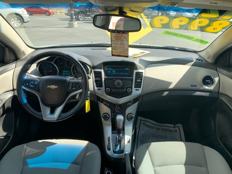 Chevrolet Cruze 2012 price $8,999