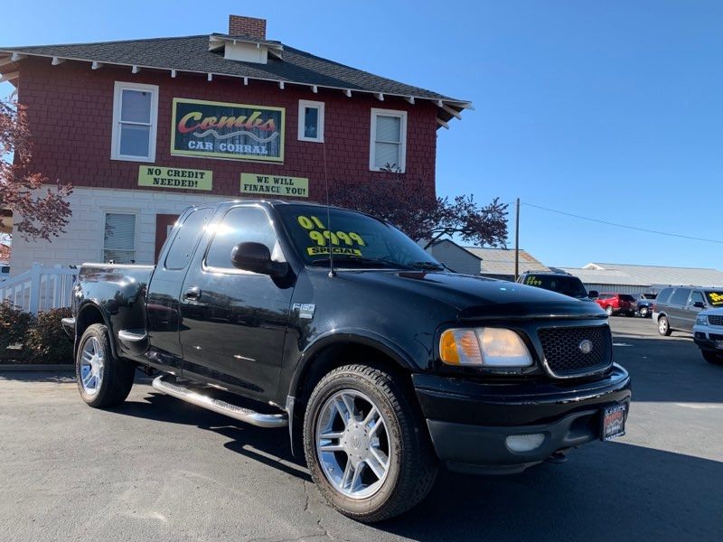 Ford F-150 2001 price $9,999