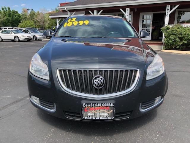 Buick Regal 2012 price $10,999