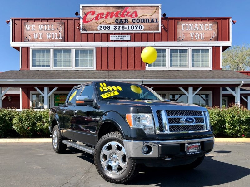 Ford F-150 2011 price $15,999