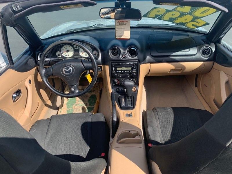 Mazda MX-5 Miata 2002 price $5,499