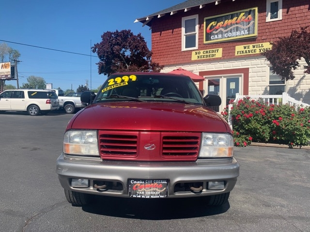 Oldsmobile Bravada 1999 price $2,999
