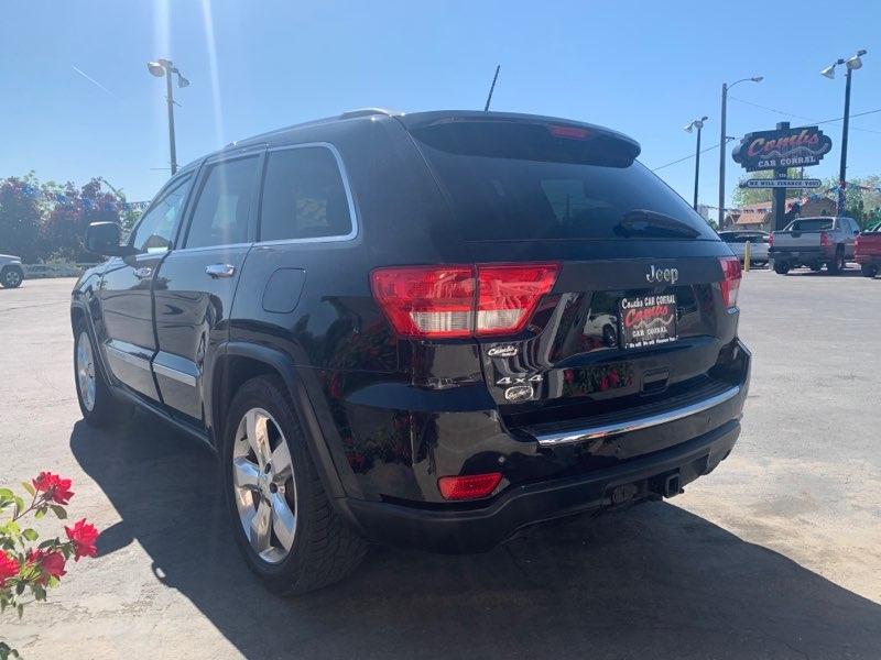 Jeep Grand Cherokee 2012 price $12,999