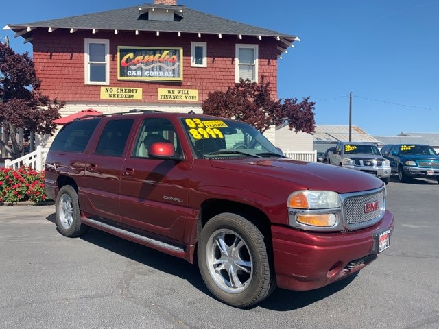 GMC Yukon XL Denali 2003 price $8,999