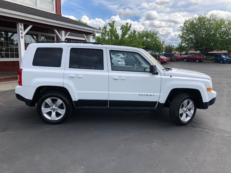 Jeep Patriot 2011 price $10,999
