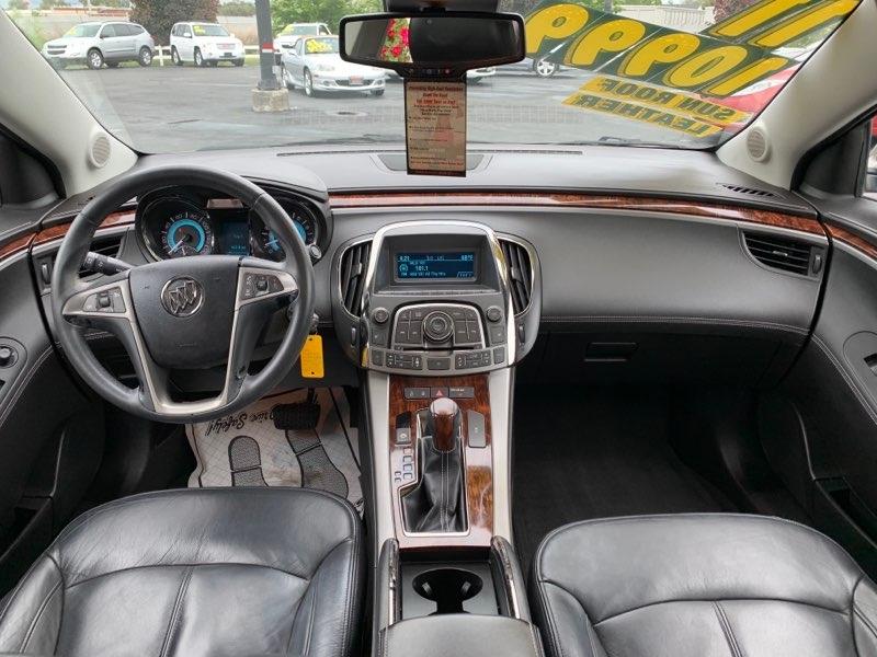 Buick LaCrosse 2011 price $10,999