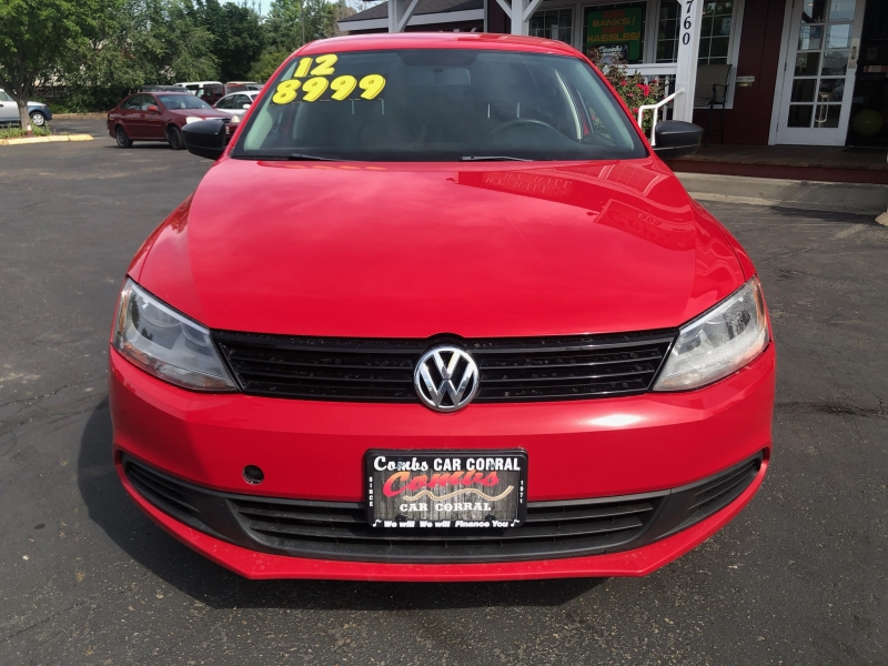 Volkswagen Jetta Sedan 2012 price $8,999