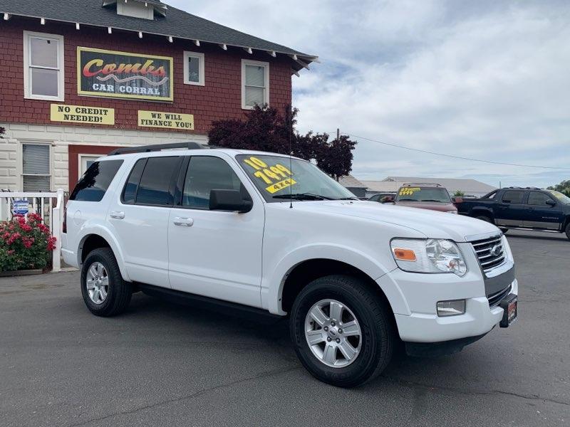 Ford Explorer 2010 price $7,499