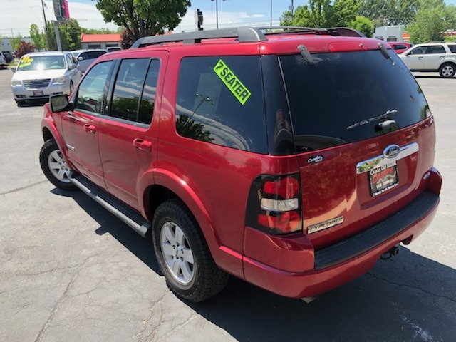 Ford Explorer 2008 price $7,999