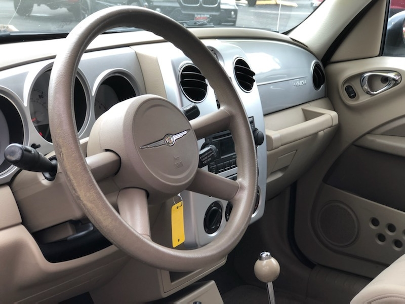 Chrysler PT Cruiser 2009 price $6,499