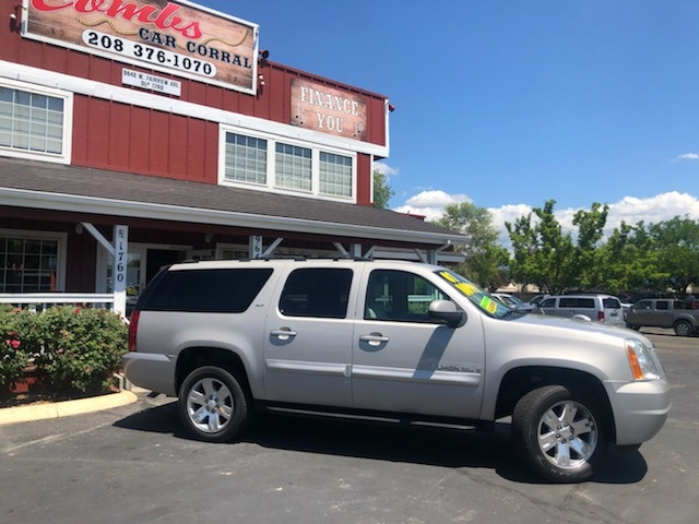 GMC Yukon XL 2007 price $10,999
