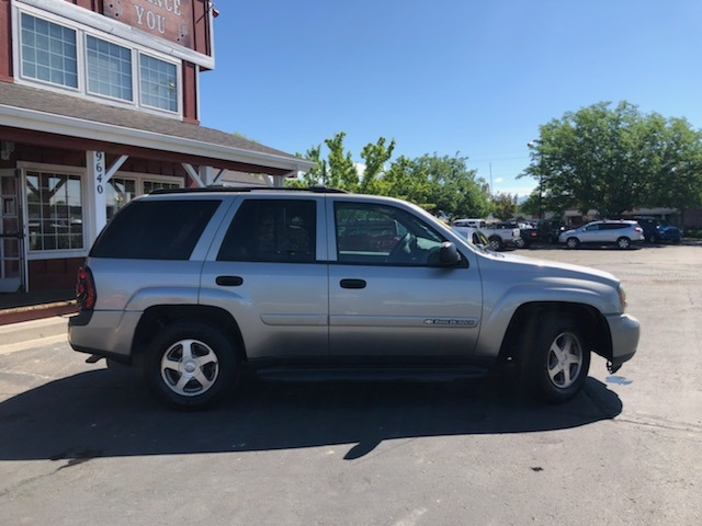 Chevrolet TrailBlazer 2003 price $6,999