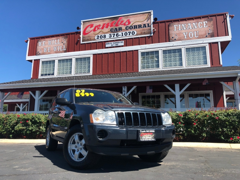 Jeep Grand Cherokee 2007 price $8,999