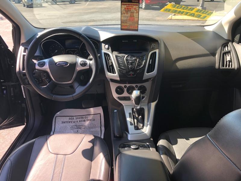Ford Focus 2014 price $9,499