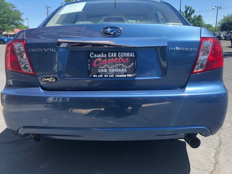 Subaru Impreza 2008 price $8,999