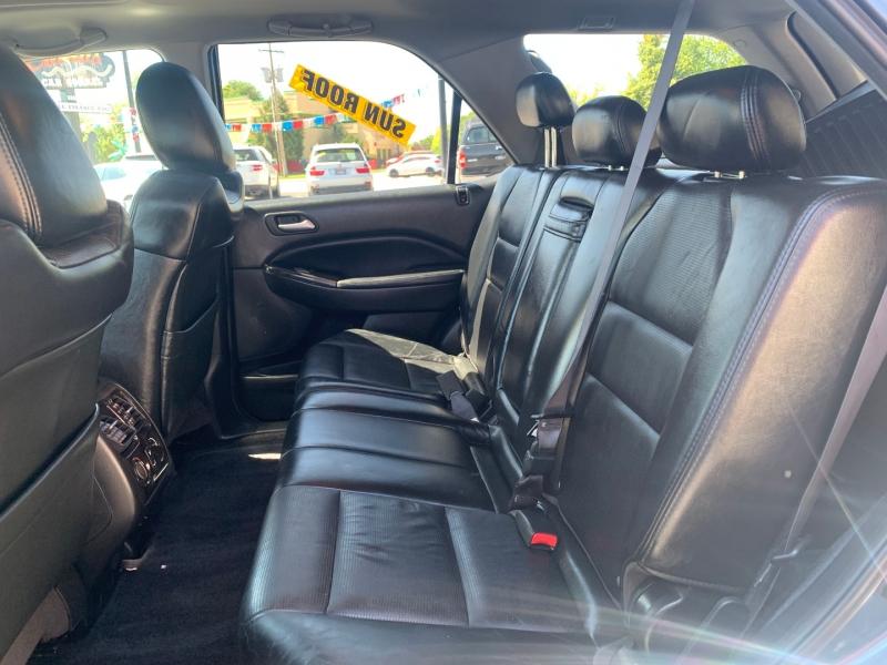 Acura MDX 2006 price $9,999