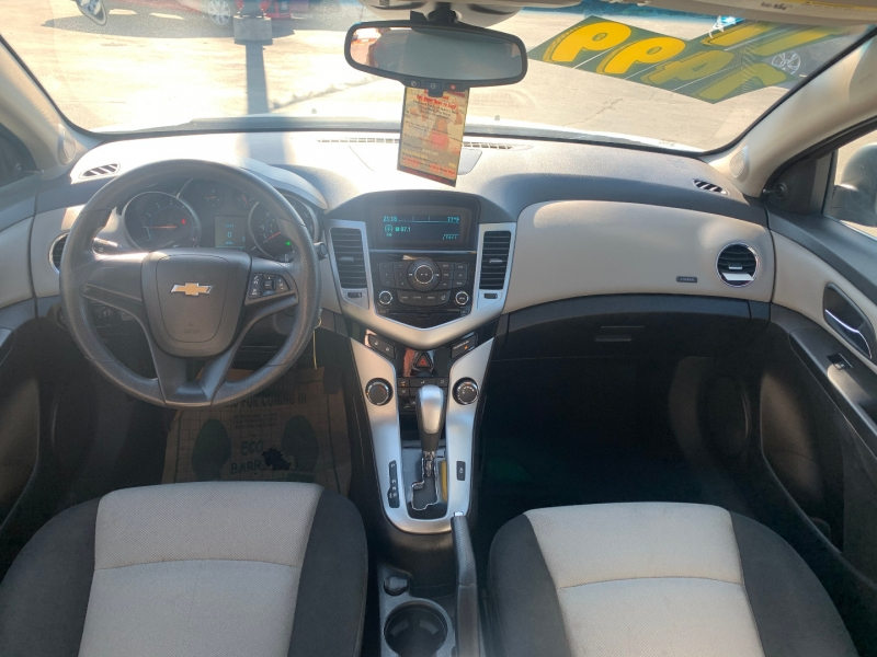 Chevrolet Cruze 2011 price $7,499