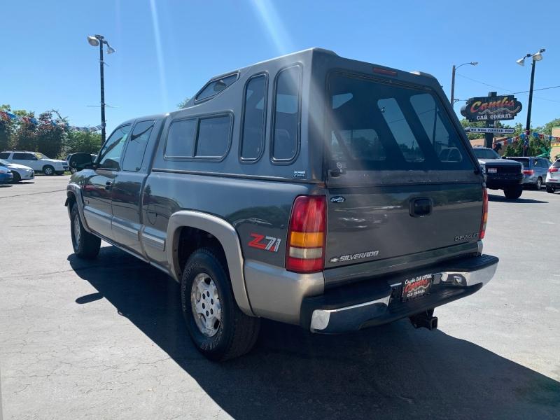 Chevrolet Silverado 1500 1999 price $9,999