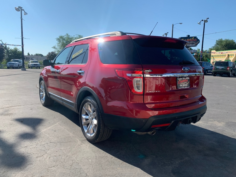 Ford Explorer 2013 price $12,999