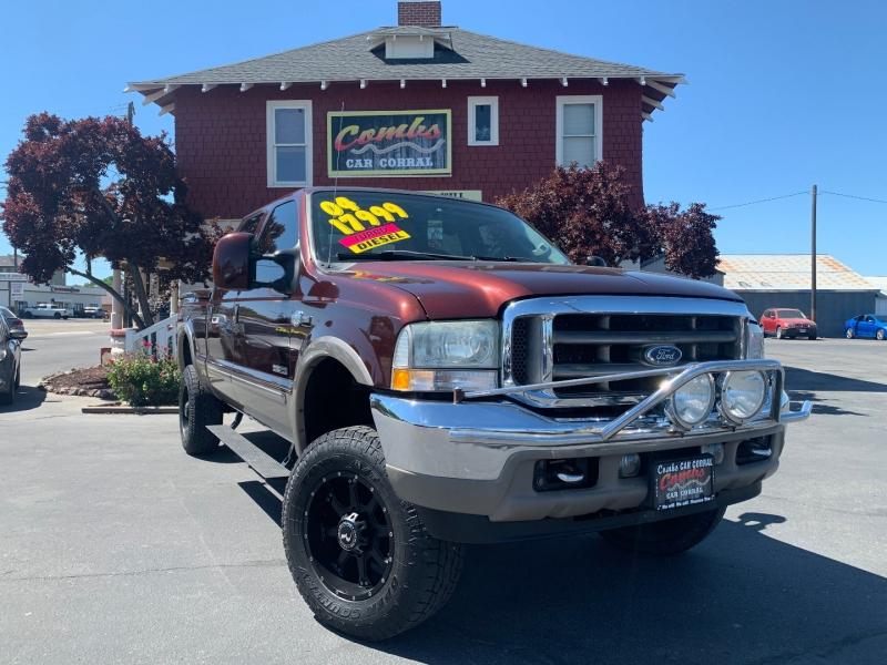 Ford Super Duty F-250 2004 price $17,999