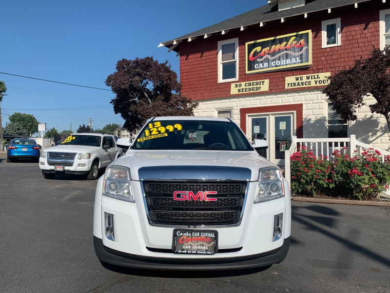 GMC Terrain 2013 price $12,999