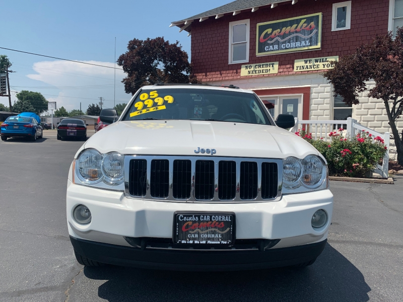 Jeep Grand Cherokee 2005 price $9,999