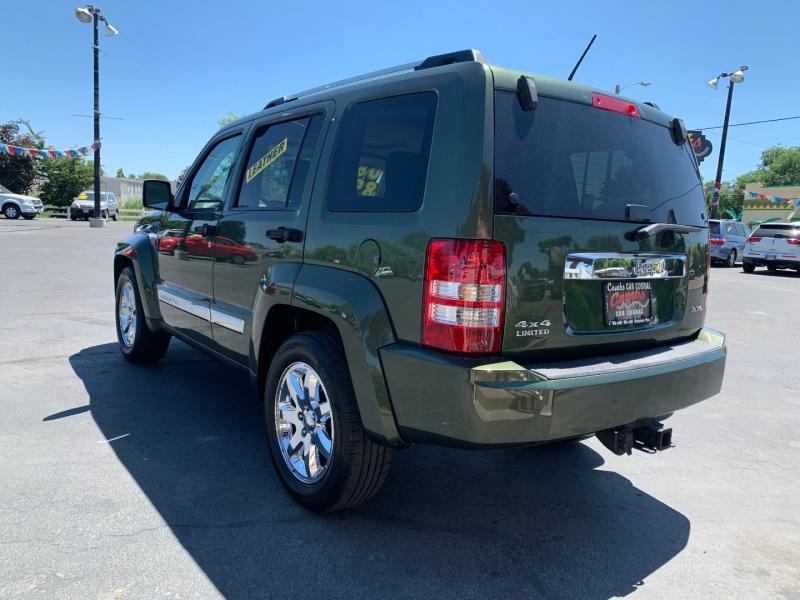 Jeep Liberty 2008 price $8,999