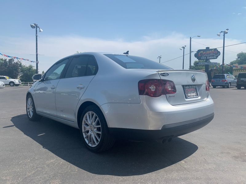 Volkswagen Jetta Sedan 2008 price $8,999