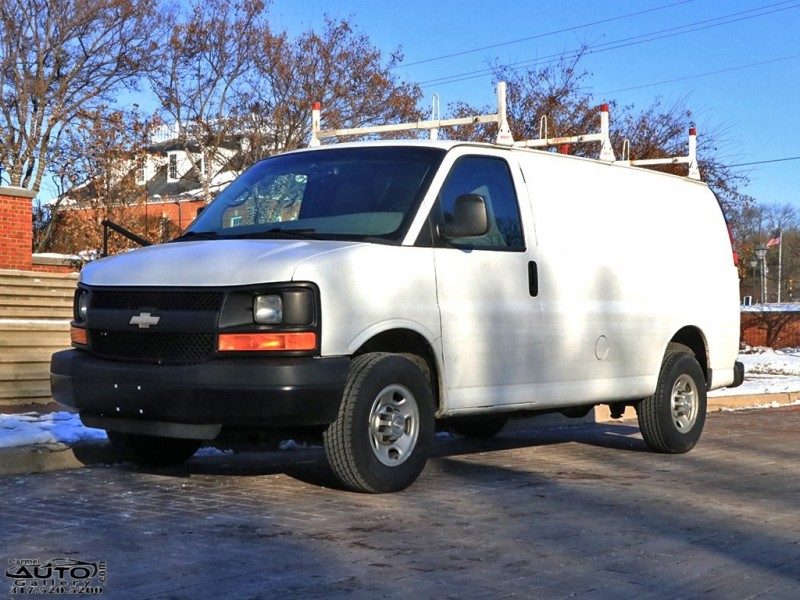 Chevrolet Express 2500 2015 price $11,900