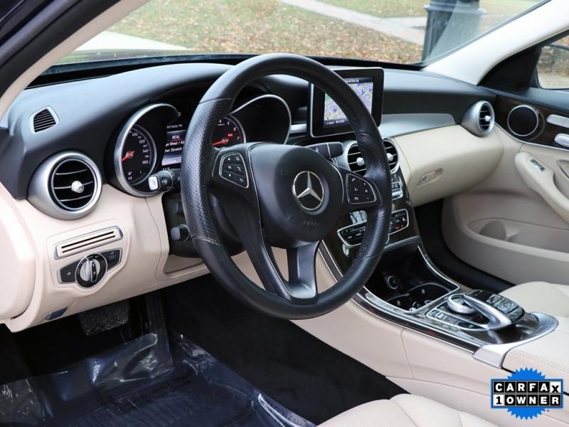 Mercedes-Benz C-Class 2015 price $16,495