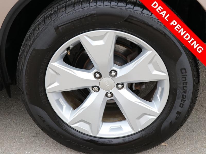 Subaru Forester 2015 price $13,595