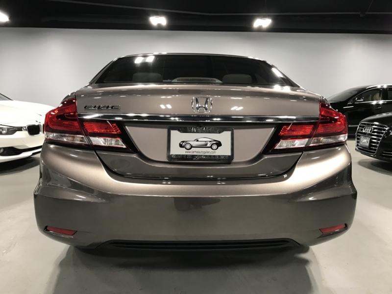 Honda Civic 2015 price $10,250