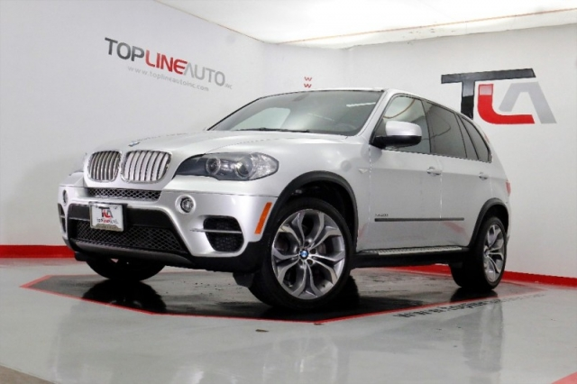 BMW X AWD Dr I K MILES ONLY SPORT PACKAGE - 2011 bmw x5 sport package