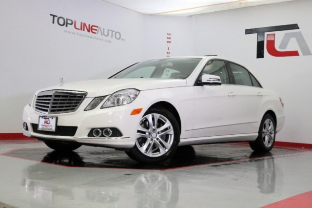 2010 Mercedes-Benz E-Class 4dr Sdn E 350 Luxury 4MATIC  84K MILE