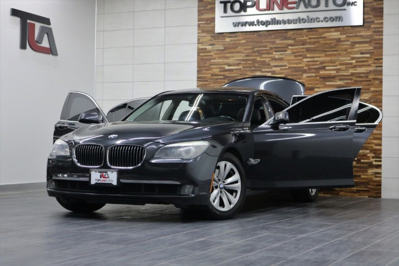 BMW 7-Series 2011 price $12,493