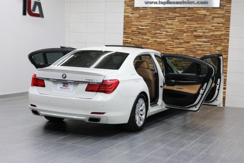 BMW 7-Series 2011 price $11,293