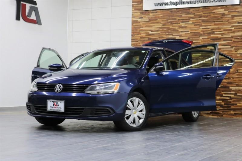 Volkswagen Jetta Sedan 2011 price $4,492