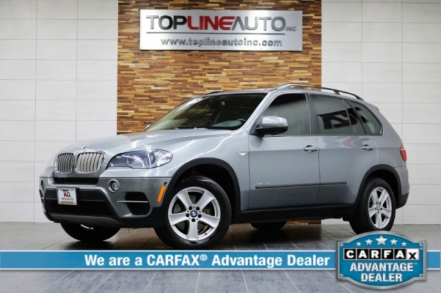 2012 Bmw X5 Awd 4dr 35d 88k Miles Technology Package Third