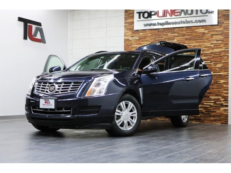 Cadillac SRX 2014 price $10,343