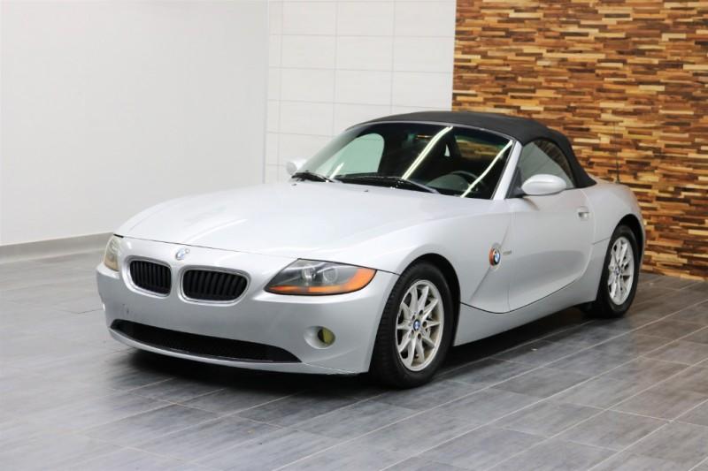 BMW Z4 2003 price $5,993